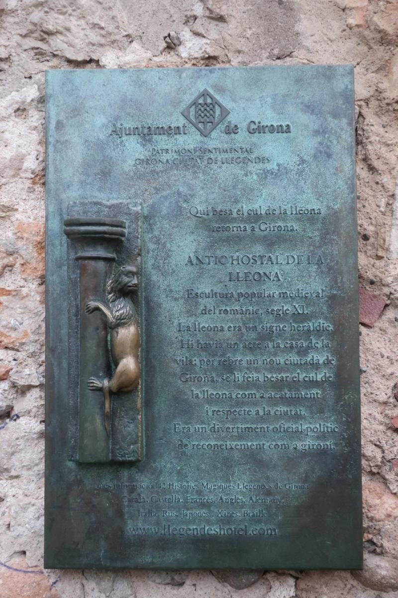 Miniature de la Lionne - Gérone