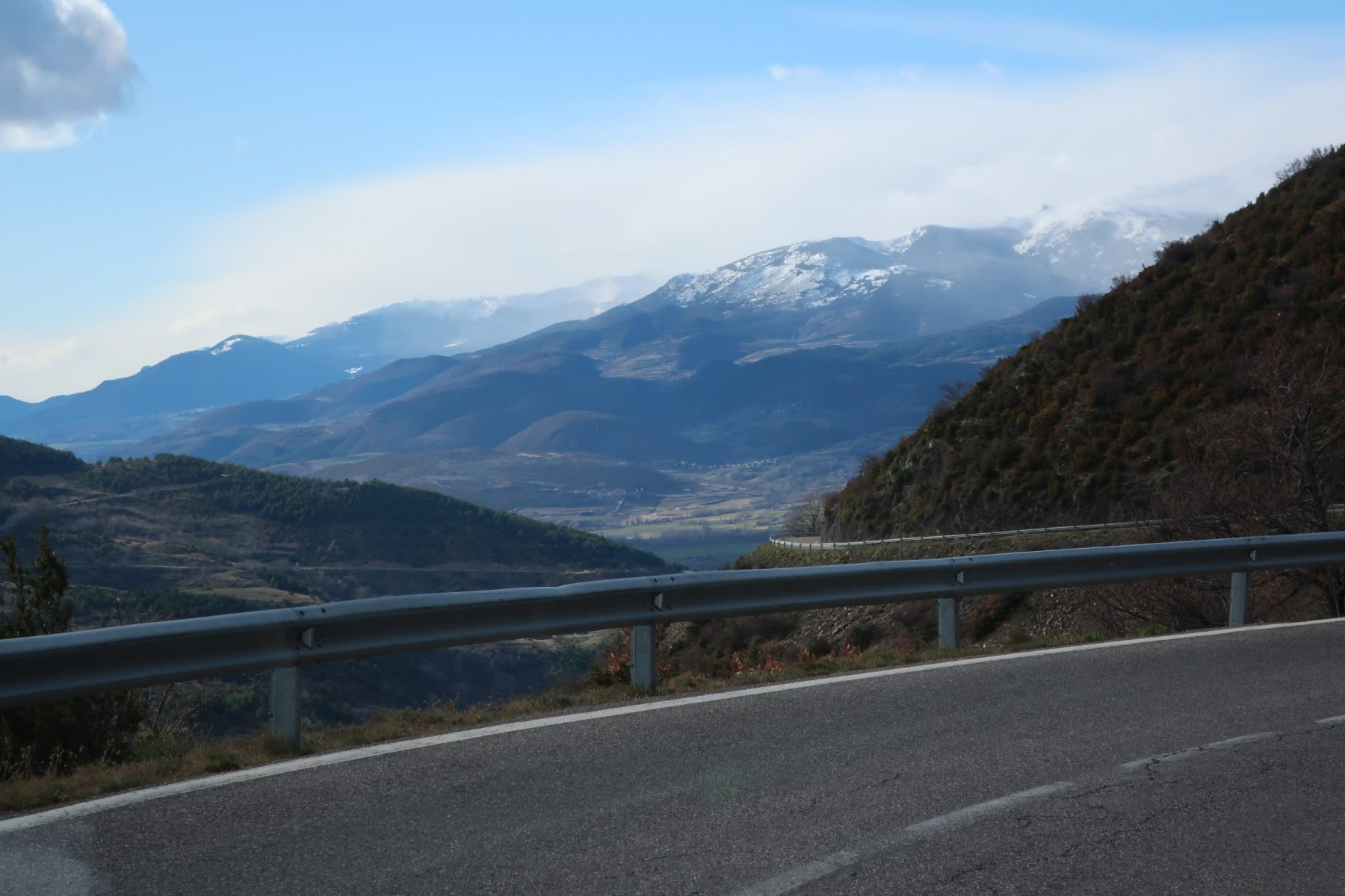 Vers la Molina