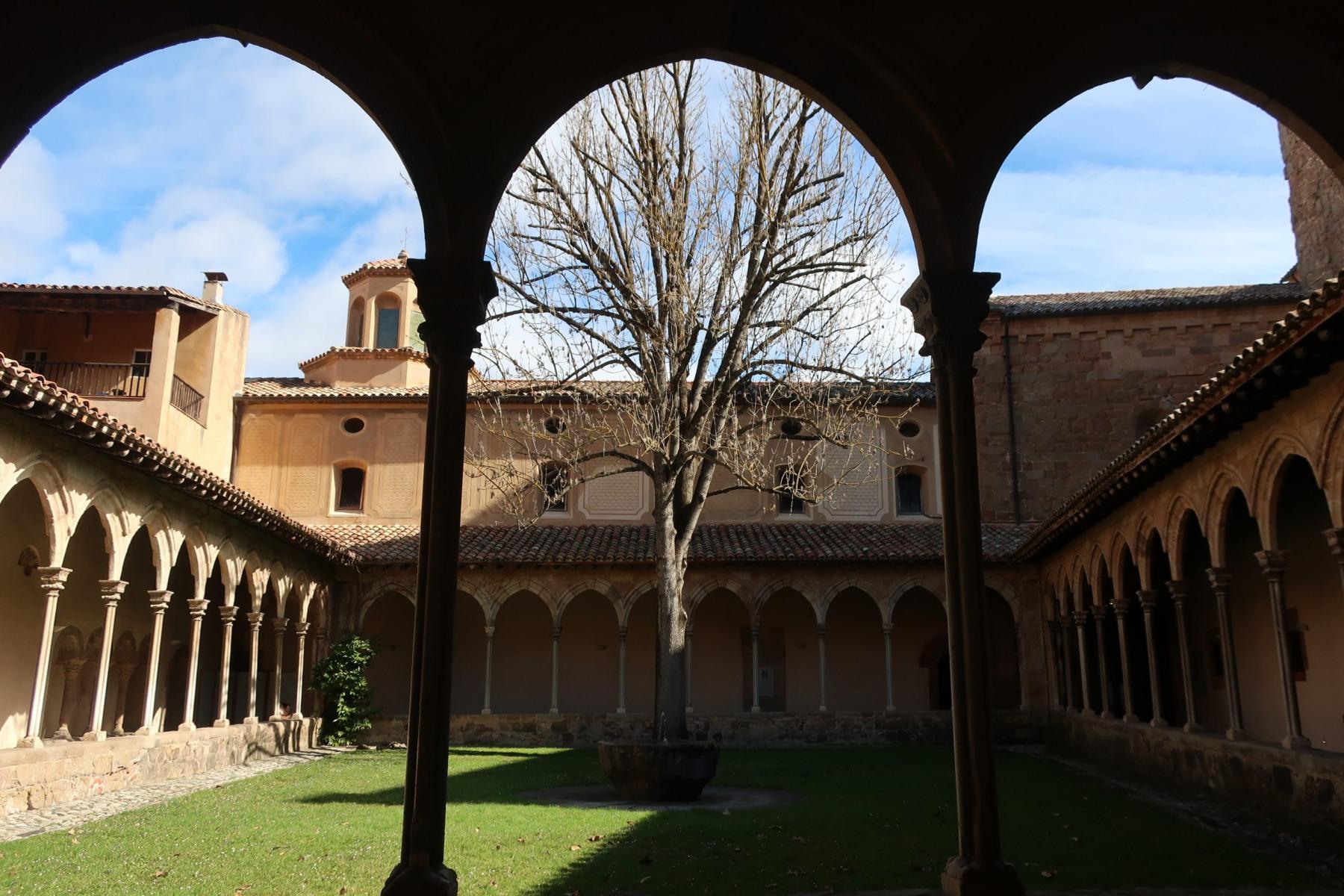 Monastère Sant Joan de les Abesses